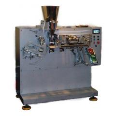Automatic machine of packaging of seeds