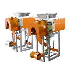The turbine car for valve bags