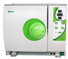 Автоклав стоматологический для стоматологического кабинета, стерилизатор паровой медицинский TANDA C23L Биомед