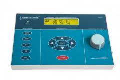 Аппарат Радиус-01, физиотерапевтический аппарат ФТ (режимы СМТ, ДДТ, ГТ, ТТ, ФТ) Биомед
