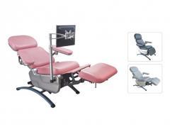Диализно-донорское кресло, мобильное донорское кресло DH-XD104 Биомед