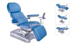 Диализно-донорское кресло, мобильное донорское кресло DH-XD101 Биомед