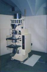 Автомат фасовки сыпучих продуктов