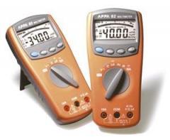 APPA-80/82 multimeters