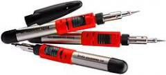 Gas soldering iron of PRO-150