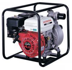 Motor-pumps Honda of the WX, WB, WH, WT series