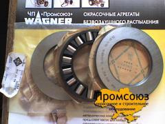 Roller axial bearer 81211 on Wagner 7000HA