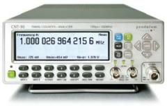 Frequency meter electronic and calculating CNT-91