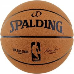 Мяч баскетбольный Spalding Nba Game Ball Replica