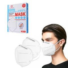 Респиратор-маска защитный для лица KN95 ROYAL GODDESS (упаковка 20 шт.)