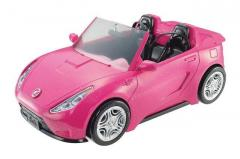 Машина для куклы Барби розовый гламур Barbie Glam