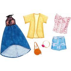 Барби Одежда Barbie Urban Boho Fashion 2 Pack
