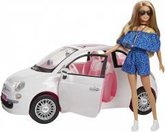 Кукла Барби с машиной Фиат Barbie Doll & Car
