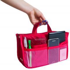 Органайзер для сумки Organize красный B003 SKL34-176284