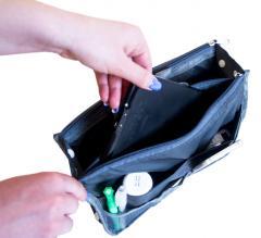 Органайзер для сумки Organize серый B003 SKL34-176286
