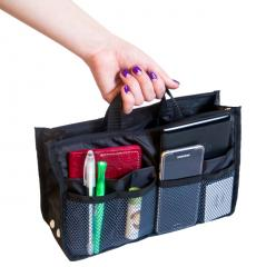 Органайзер для сумки Organize черный B003 SKL34-176243
