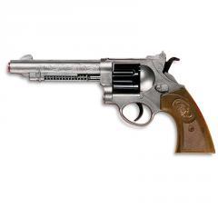 Пистолет Edison Giocattoli West Colt 28см