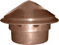 Вентиляционный грибок (колпак, выпуск, зонт)