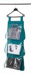 Подвесной органайзер для хранения сумок L Organize лазурь HBag-LSKL34-176316
