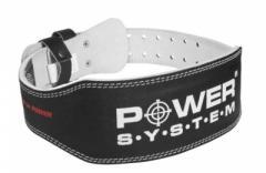 Пояс для тяжелой атлетики Basic PS-3250 Black L