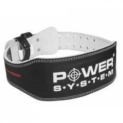 Пояс для тяжелой атлетики Power System Basic