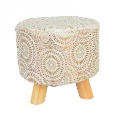 Chairs ottoman
