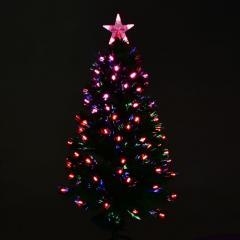 Ёлка новогодняя 29326 с подсветкой искусственная