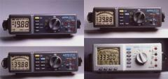 ARRA voltmeters of the 200th series