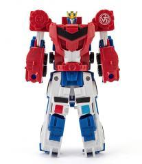 Робот трансформер 2 в 1 Оптимус и Стронгарм Роботы под прикрытием SKL14-221792