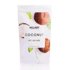 Скраб для тела кокосовый Hillary Coconut Oil