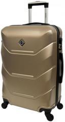 Современный чемодан дорожний пластиковый...