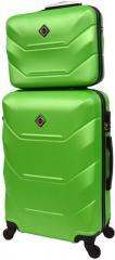 Комплект чемодан + кейс с кодовым замком для...
