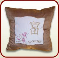 Pillow souvenir