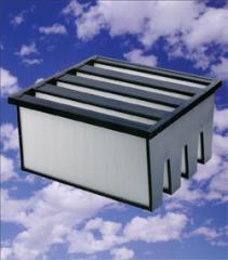 Компактные  фильтр  F5-F9 (EU5-EU9)