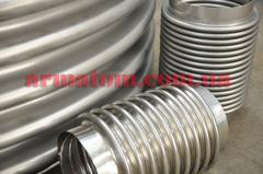 DU150 bellow valves, Bellows-sealed knots