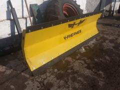 Снегоуборочный отвал лопата со стальным и