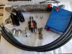 Гидравлический комплект для дровокола с НШ 10 и