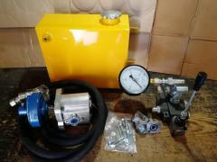 Комплект для гидро-/маслостанции,  гидростенд