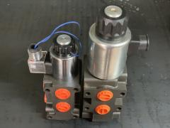 Дивертор потока DVS6-6 /2L 50 л/мин 12/24 В