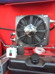 Теплообменник охладитель масла, радиатор