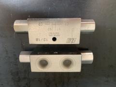 """Гидрозамок VBPDE 1/4"""" L 20 л/мин"""