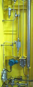 Gas odorization complex Odotronik in Ukraine to
