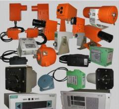 Электрические аналоговые средства автоматизации