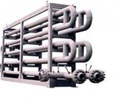 The heat exchanger for small-sized installations