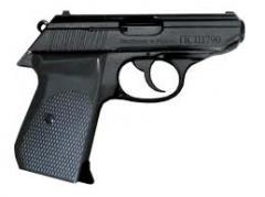 Стартовий пістолет Шмайсер ПСШ-790 семизарядний чорний