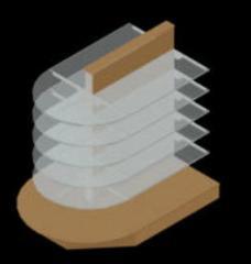 Glass trade equipment ART of 2.1 OS. Company