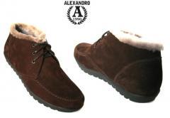 Обувь комфортная мужская, зимняя обувь оптом,