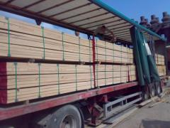 To buy edged boards and not cut with delivery,