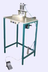 The machine planing for cleaning of a welding seam