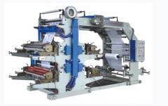Fleksograf, flexographic machines, flexographic